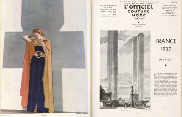 Parsons Paris, L'Officiel Team Up Amid Shared Centennials