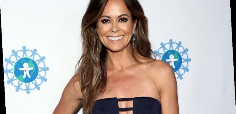 Brooke Burke reveals fitness advice she wishes she gave her younger self: 'Sweat smart'