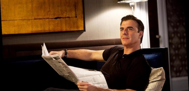 Chris Noth Won't Return to 'Sex and the City' Reboot