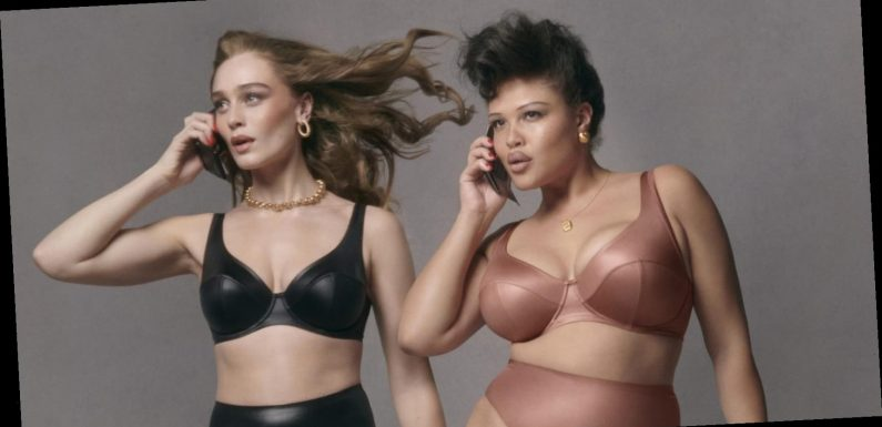 Mood-boosting inclusive lingerie collections for women who want to feel (and look) amazing