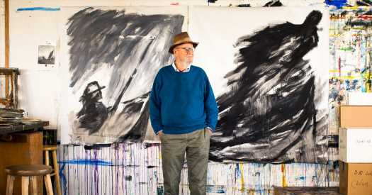 Lawrence Ferlinghetti, Poet Who Nurtured the Beats, Dies at 101