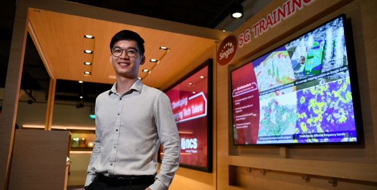 Singtel to hire, train 500 over 2 years for 5G, new tech roles