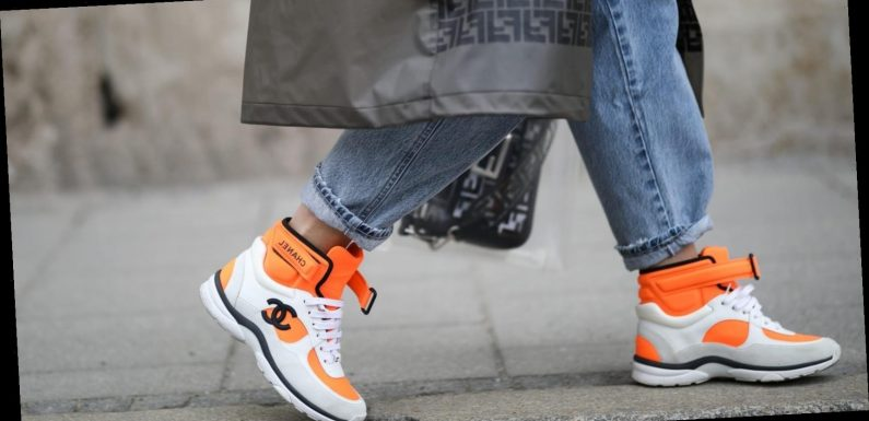 The best high-top trainers that'll put a spring in your step