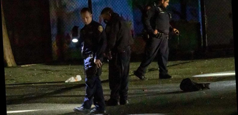 Man shot to death on NYC basketball court, cops say