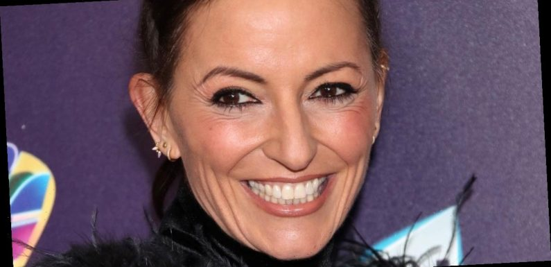 Davina McCall reveals she still uses her married name despite splitting from husband Matthew Robertson in 2017