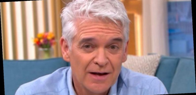 This Morning's Holly and Phil in disbelief as caller loses £8k in online scam