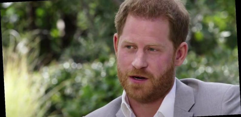 Prince Harry mocked by Oprah fans for 'moaning' about losing state security