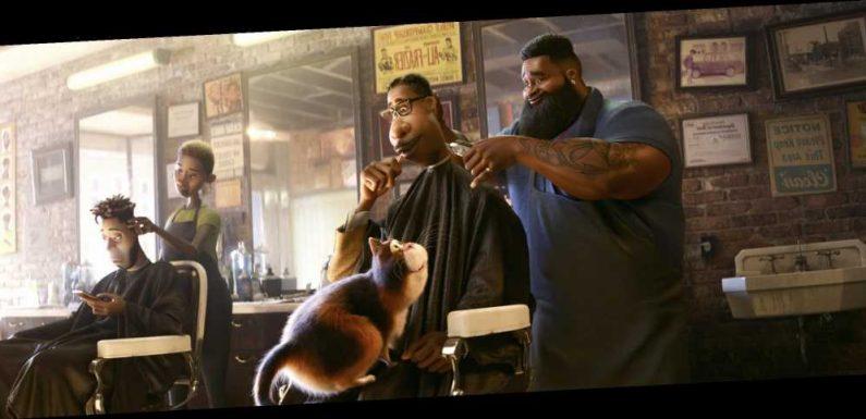 How the Black Barbershop Became the Heart of Pixar's 'Soul'