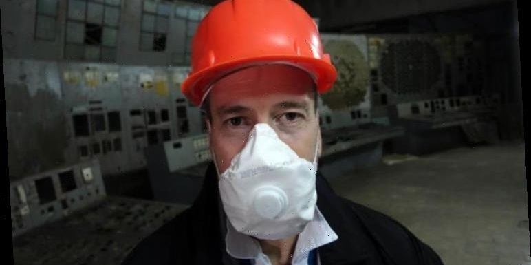 Chernobyl: Ben Fogle's 30 seconds in the most dangerous spot on earth