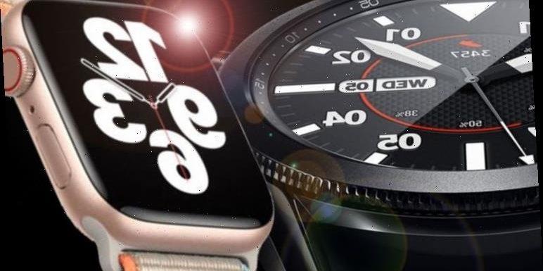 Galaxy Watch still can't match the Apple Watch despite Samsung's recent upgrades