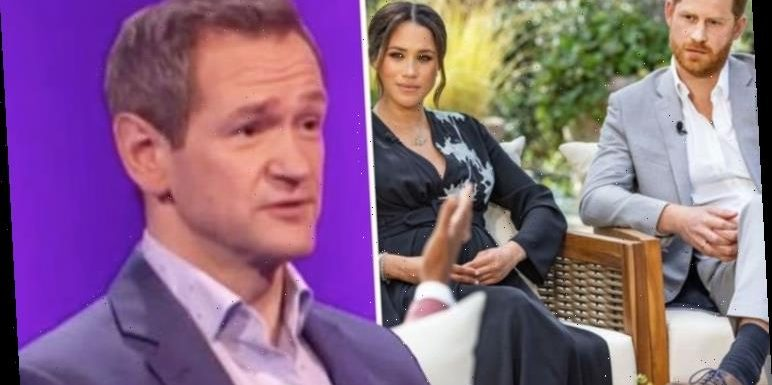 Alexander Armstrong 'saddened' by Harry and Meghan interview 'People misunderstand things'