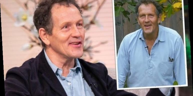 Monty Don apologises to fan for ignoring them at garden show despite not remembering it