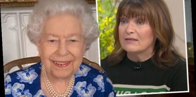 'Has she lost a tooth?' Lorraine tells Queen 'go to dentist' as she questions appearance