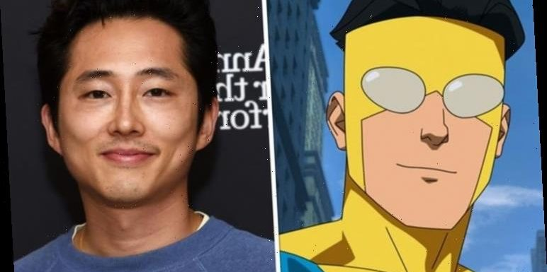 Invincible Prime Video cast: Who is in the cast of Invincible?
