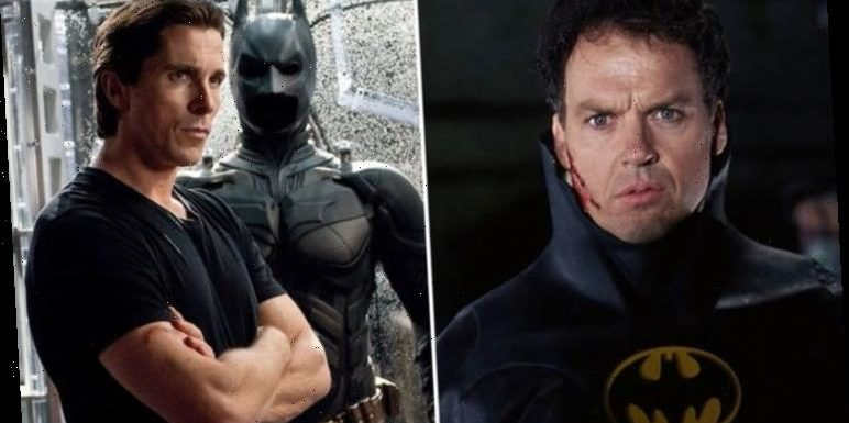 Christian Bale or George Clooney 'may play Batman in The Flash if Michael Keaton too busy'