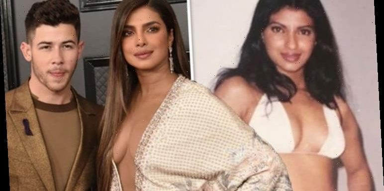 Priyanka Chopra in unrecognisable snap from youth before suffering botched nose surgery