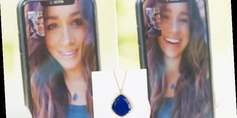 Meghan Markle's £1,000 necklace shows 'self-expression and confidence'