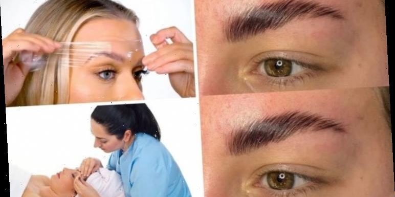 Eyebrow lamination DIY: How to laminate your eyebrows at home