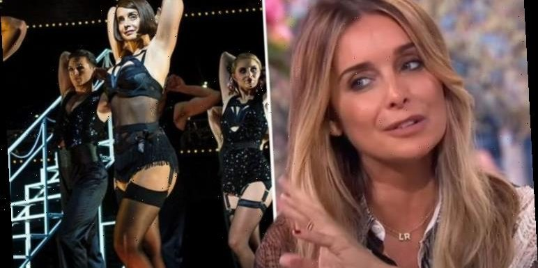 Louise Redknapp talks hassle wearing suspenders in job that sparked backlash 'Never again'