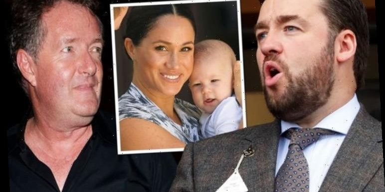 Piers Morgan responds after Jason Manfordclaimshe was 'out of order' with Meghanremarks