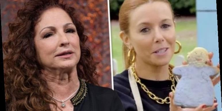 Gloria Estefan speaks out on Stacey Dooley's disastrous Bake Off homage 'Where's my hair?'