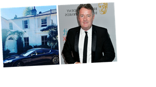 Inside Piers Morgan's luxury countryside home as he quits Good Morning Britain