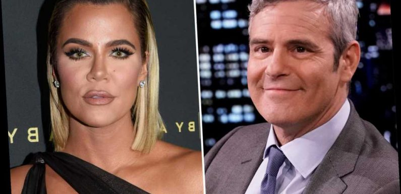 Andy Cohen reveals how Khloé Kardashian's name is really pronounced