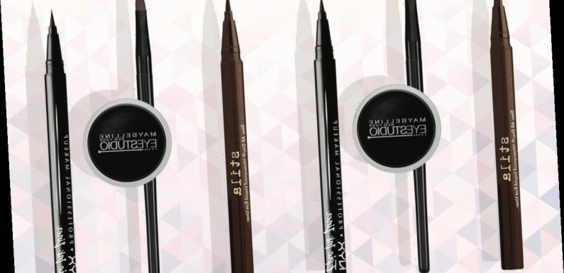 The 3 Best Eyeliners For Wings