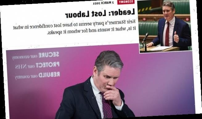 Keir Starmer hammered over opposition to Budget  tax rises