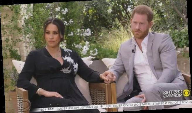 CBS is paying Oprah up to $9M to air interview with Meghan and Harry