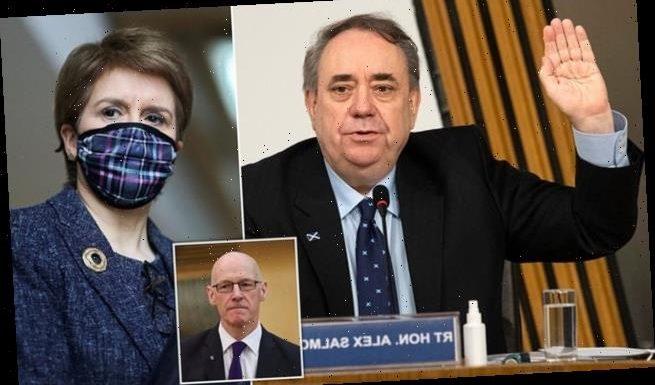 'NO records of key meetings between Nicola Sturgeon and lawyers'