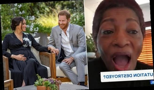 Bonnie Greer reveals how US sees UK post-Harry and Meghan interview
