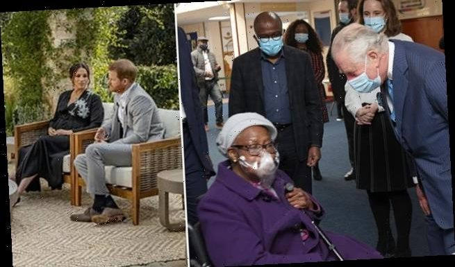 'I don't believe Royal racism', says parishioner after Charles visit