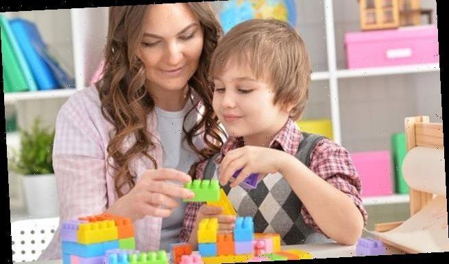 Lego unveils global expansion on back of £1.1bn pandemic profits