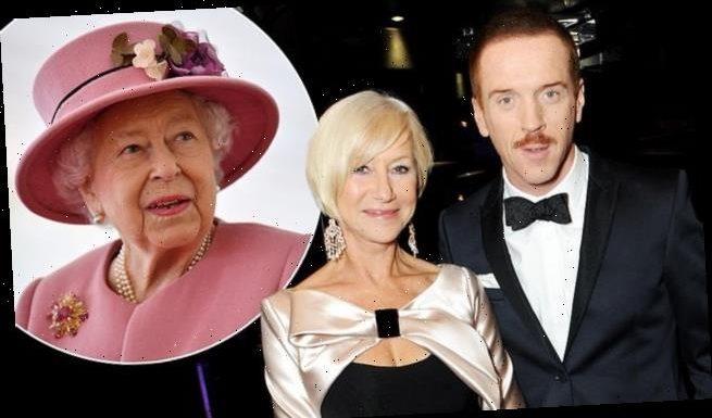 Damian Lewis and Helen Mirren 'recording album for Queen's birthday'