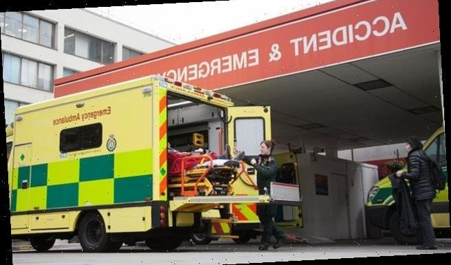 Ambulance delays 'forcing patients to wait hours for treatment'