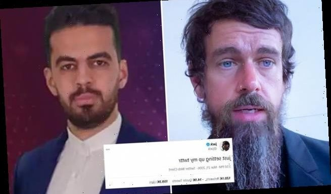 Jack Dorsey's first tweet sells for $2.9M as an NFT