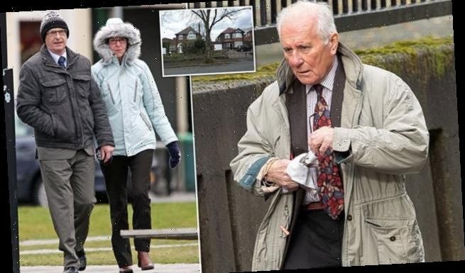 Councillor, 79, faces jail for harassing his neighbours