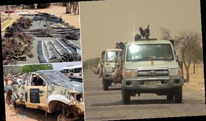 Niger jihadists massacre 137 villagers in horrifying raid