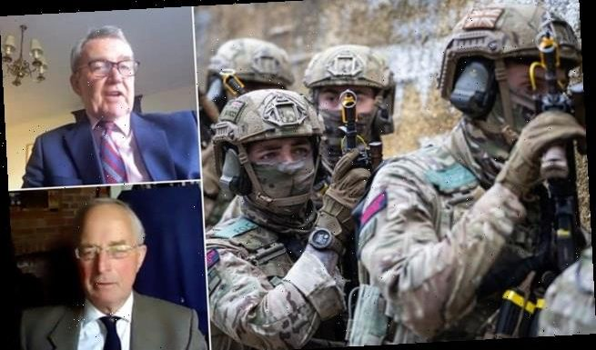 Former UK military chiefs express concerns over defence shake-up
