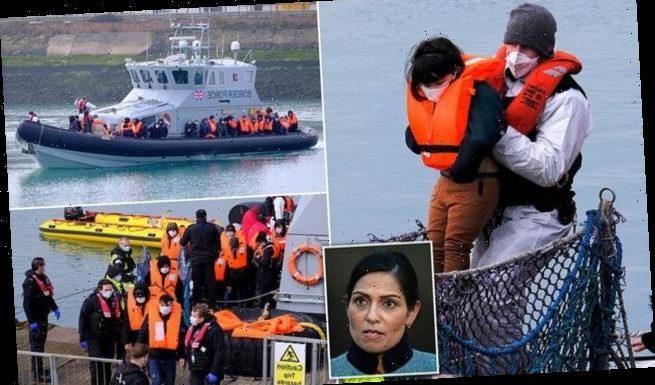 Priti Patel slashes asylum rights for migrants who arrive illegally