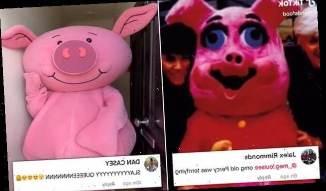 M&S fans go wild for TikTok showing evolution of Percy Pig