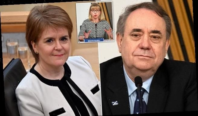 Alex Salmond launches NEW legal action against the Scottish Government