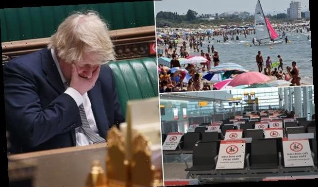 France could go on travel red list: Boris Johnson warns of crackdown