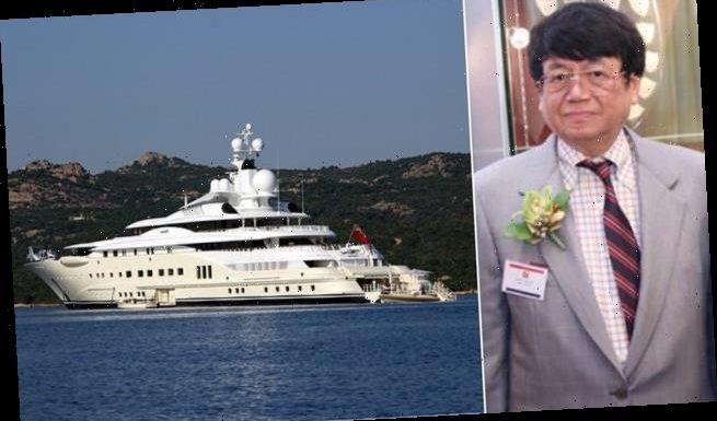 £300m superyacht billionaire owner goes to war with crew