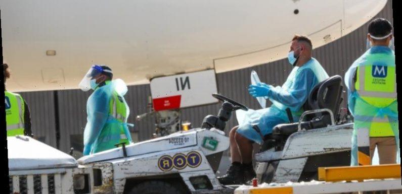 Hotel quarantine, international flights set to resume as Victoria records no new COVID-19 cases