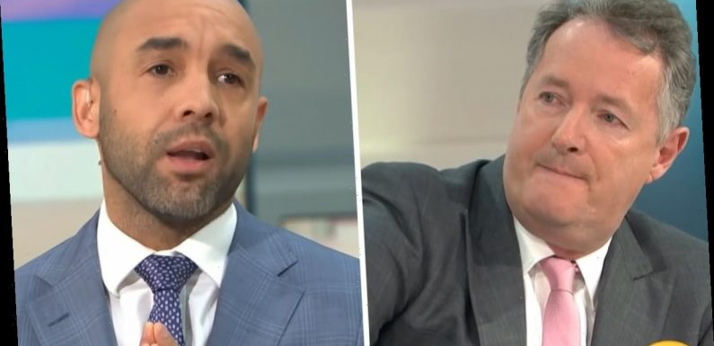 Alex Beresford, Piers Morgan's Former Co-Host, Speaks Out on Good Morning Britain Exit
