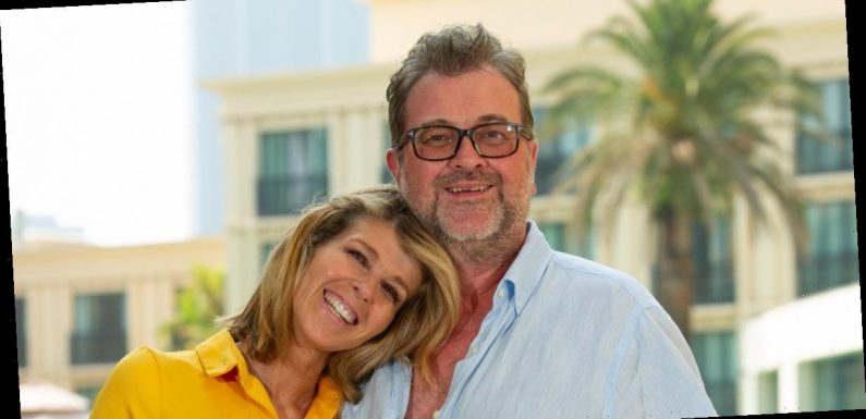 Kate Garraway's husband Derek Draper seen in tears after waking from coma in touching clip