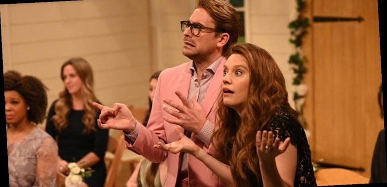 """Dan Levy Shared His """"Spiciest"""" Role With Us, and Kate McKinnon Couldn't Stop Laughing"""