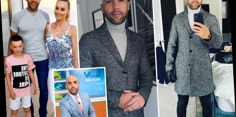 Inside GMB star Alex Beresford's gorgeous Bristol home he shares with son and adorable dog Peaches – The Sun